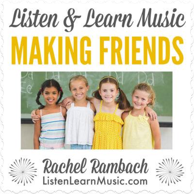 Making Friends Album Cover