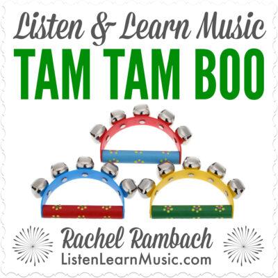 Tam Tam Boo Album Cover
