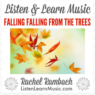 Falling Falling From the Trees Album Cover