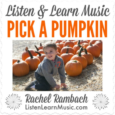 Pick a Pumpkin Album Cover