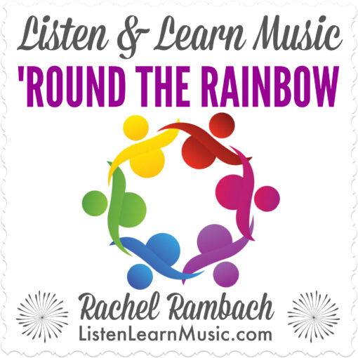 Round the Rainbow Album Cover