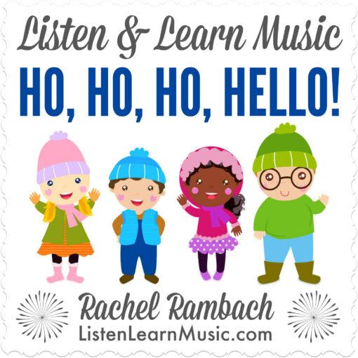 Ho, Ho, Ho, Hello Album Cover