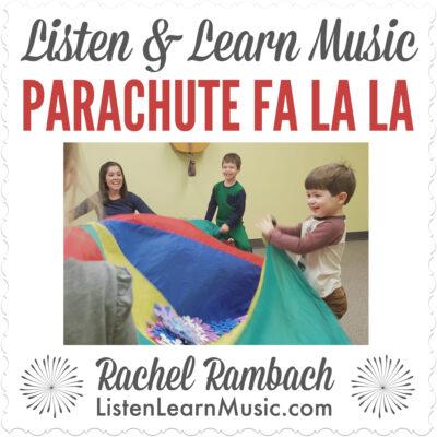 Parachute Fa La La Album Cover