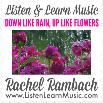 Down Like Rain, Up Like Flowers Album Cover
