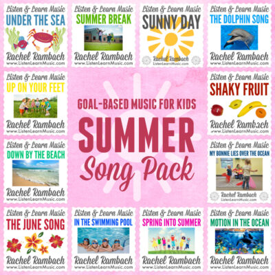 Summer Song Pack