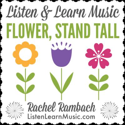 Flower, Stand Tall
