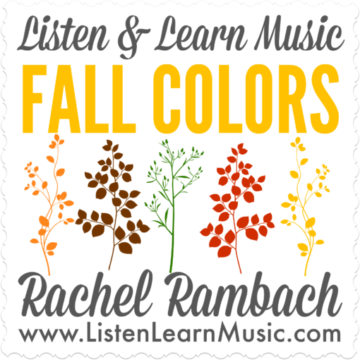 Fall Colors Album Cover