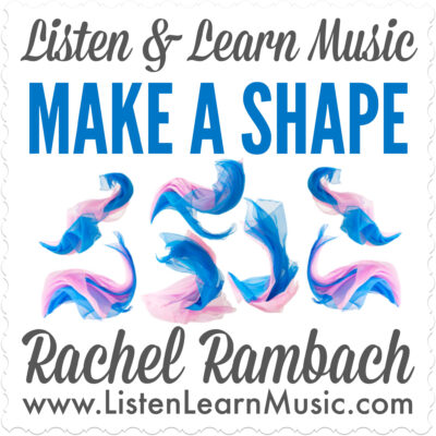 Make a Shape | Listen & Learn Music