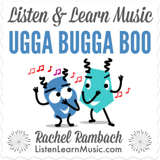Ugga Bugga Boo | Listen & Learn Music