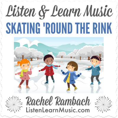 Skating 'Round the Rink Album Cover