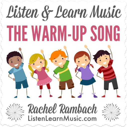 The Warm-Up Song | Listen & Learn Music
