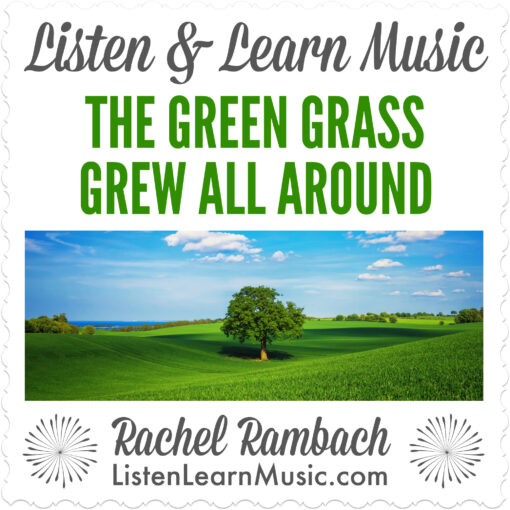 The Green Grass Grew All Around Album Cover