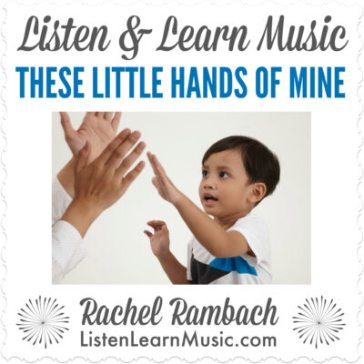 These Little Hands of Mine Album Cover