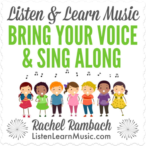Bring Your Voice & Sing Along