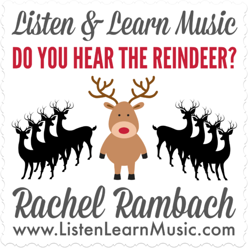 Do You Hear the Reindeer?