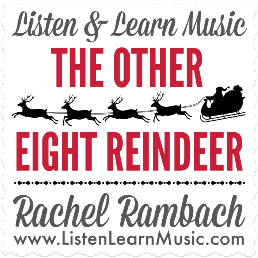 The Other Eight Reindeer