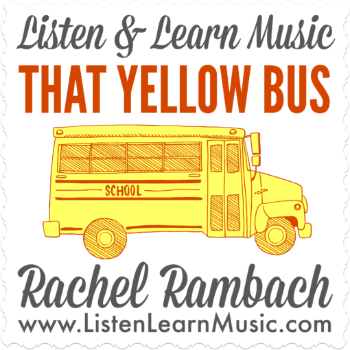 That Yellow Bus