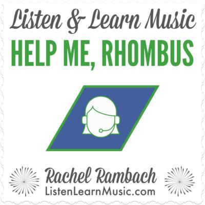 Help Me, Rhombus