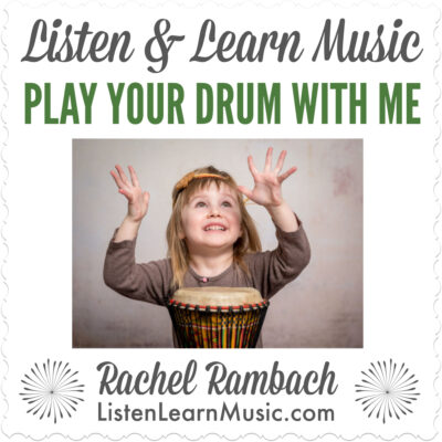 Play Your Drum With Me