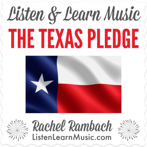 The Texas Pledge