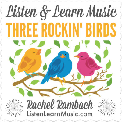 Three Rockin' Birds