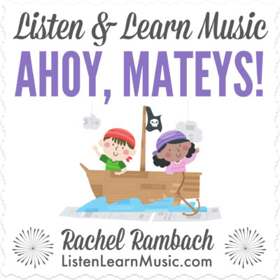 """Ahoy, Mateys!"" 