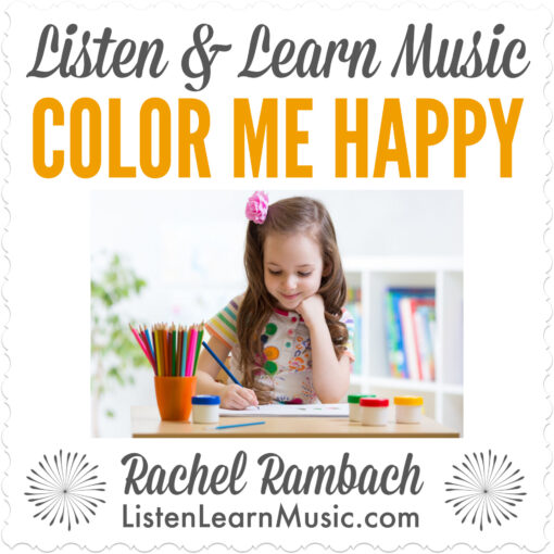 """""""Color Me Happy"""" 