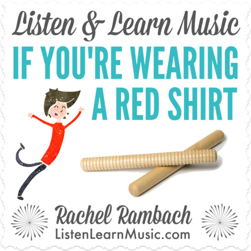 """If You're Wearing a Red Shirt"" 