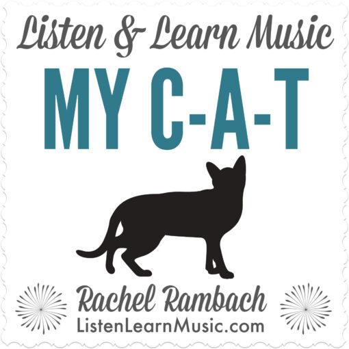 """My C-A-T"" | Listen & Learn Music"