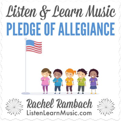 """Pledge of Allegiance"" 