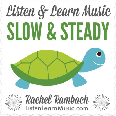 """Slow & Steady"" 