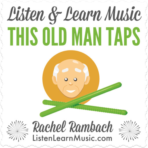 """""""This Old Man Taps"""" 