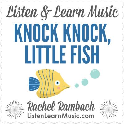 Knock Knock, Little Fish Album Cover