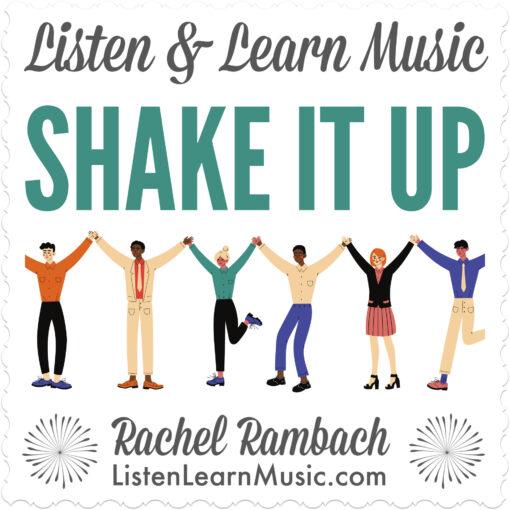 Shake It Up Album Cover