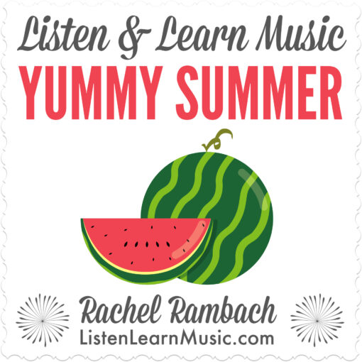 Yummy Summer Album Cover