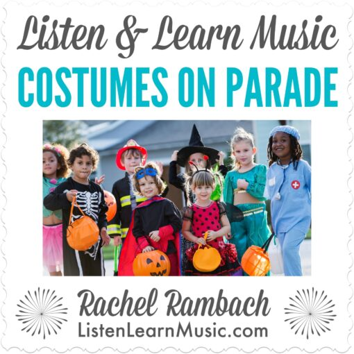 Costumes on Parade