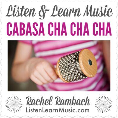 Cabasa Cha Cha Cha Album Cover