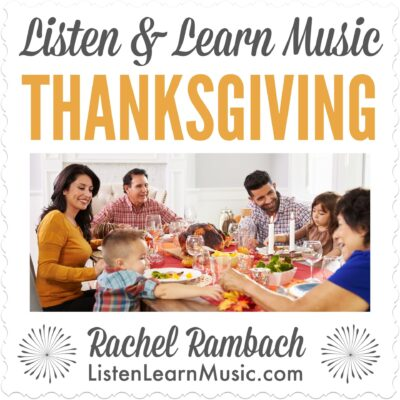 Thanksgiving Album Cover