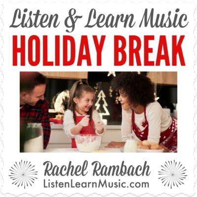 Holiday Break Album Cover