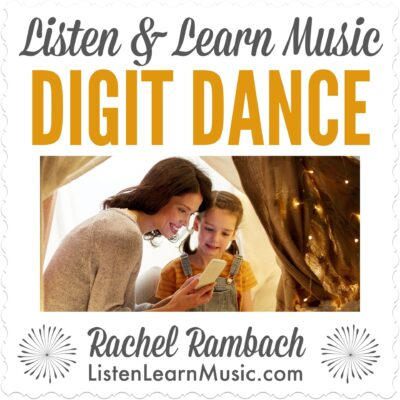 Digit Dance | Listen & Learn Music